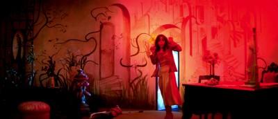 Jessica Harper i Dario Argentos «Suspiria» (1977).