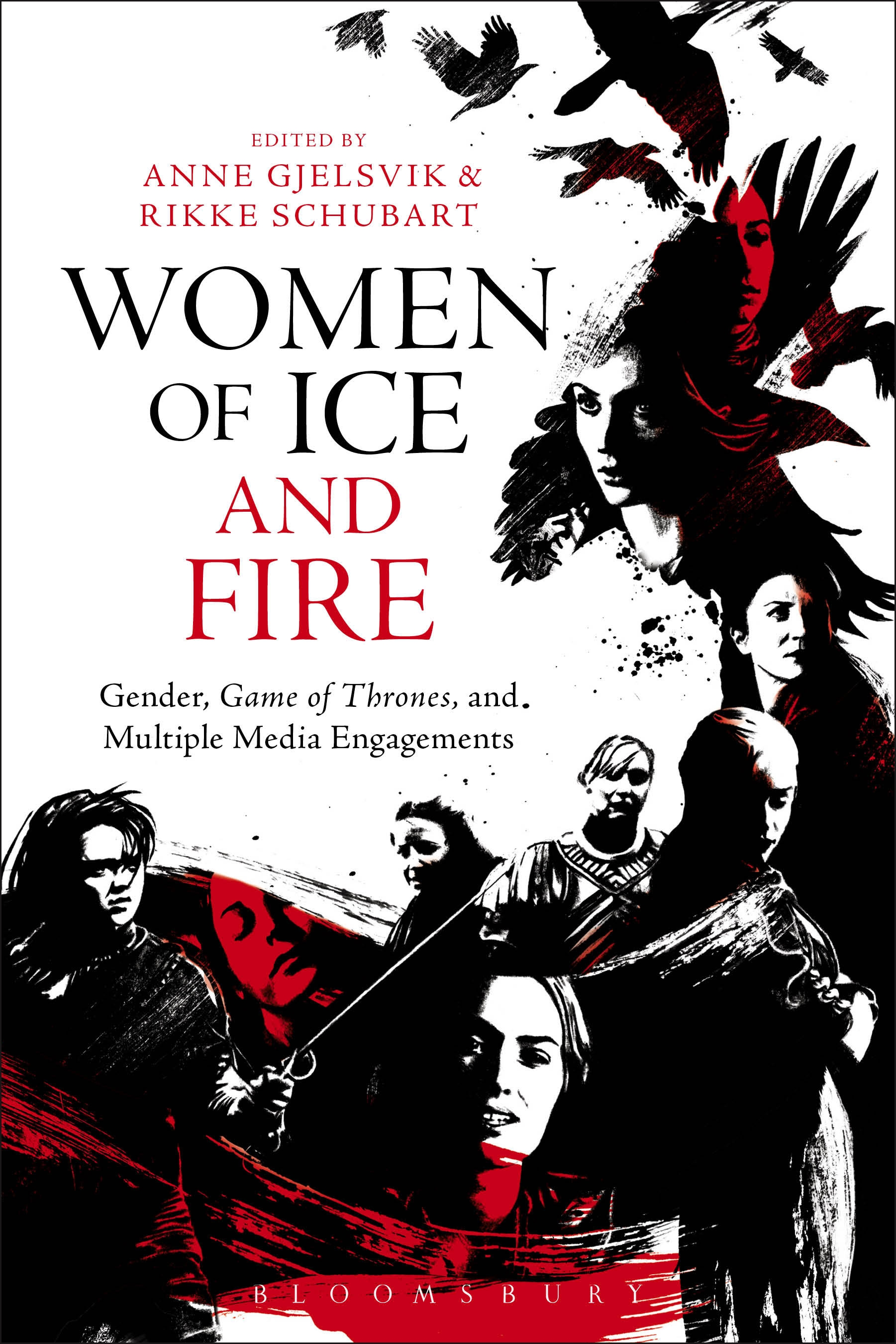 «Women of Ice and Fire» bokomslag