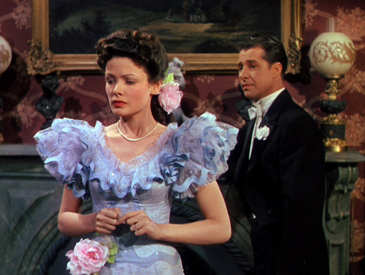 Don Ameche og Gene Tierney i «Heaven Can Wait».