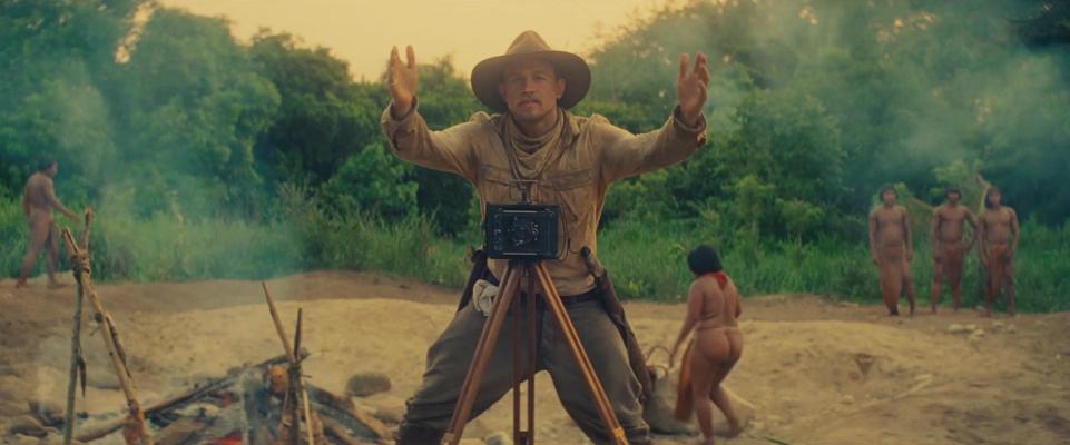 Traileren til James Grays The Lost City of Z lover gull og grønne jungler