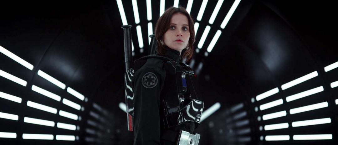 Gnistrende første trailer til Gareth Edwards' Star Wars-antologifilm Rogue One: A Star Wars Story