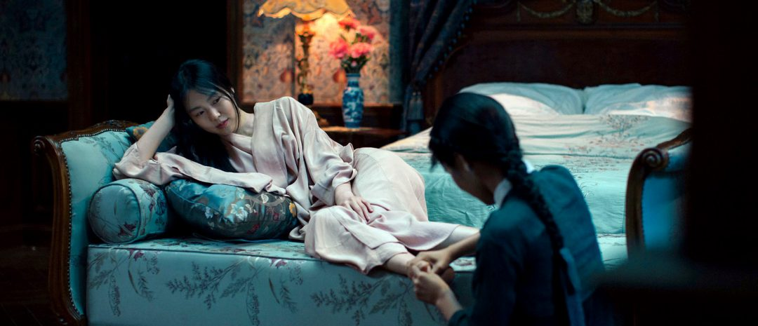 Se de to første teaserne til Oldboy-regissør Park Chan-wooks Cannes-aktuelle film The Handmaiden
