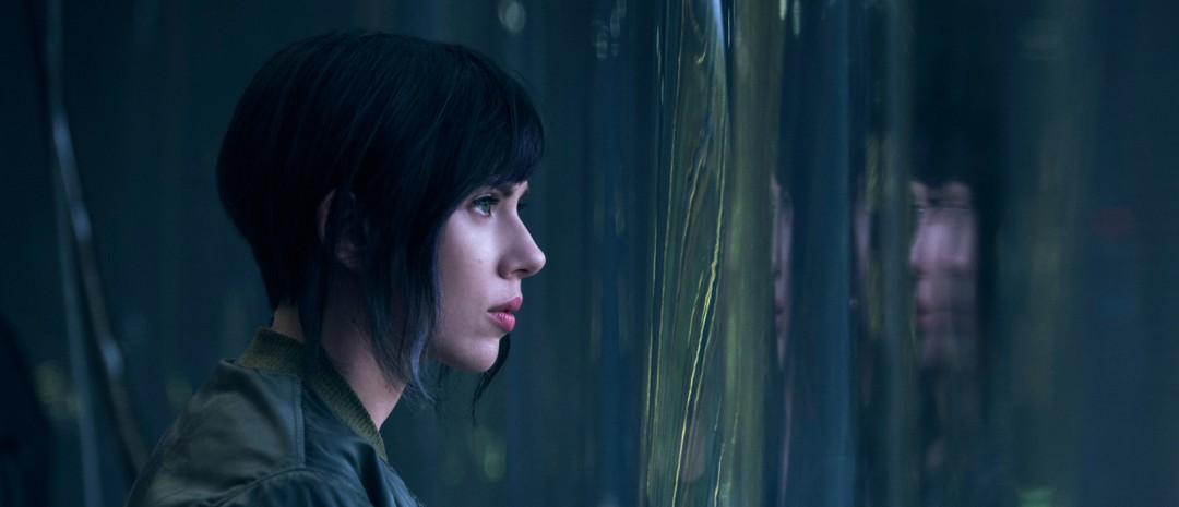 Scarlett Johansson i «Ghost in the Shell»
