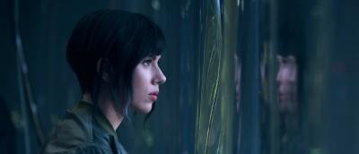 Scarlett Johansson i «Ghost in the Shell»