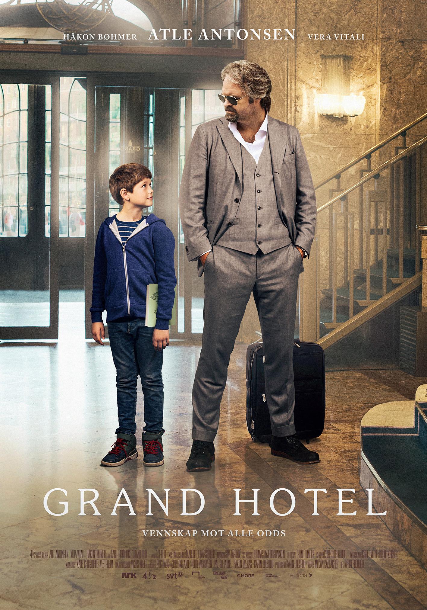 «Grand Hotel» – plakat