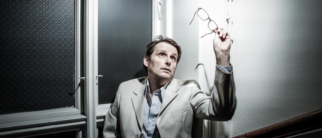 Lars Daniel Krutzkoff Jacobsen. (Fotograf: Håkon Borg)
