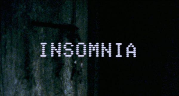 Insomnia title card