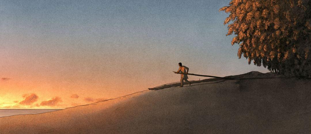 Sanselig og poetisk fra Studio Ghibli: The Red Turtle