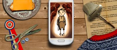 Spillet «Mitt Barn: Lebensborn»