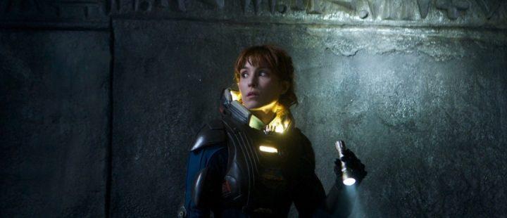 Noomi Rapace likevel med i Prometheus-oppfølgeren Alien: Covenant