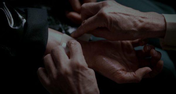 Sensommer hånd