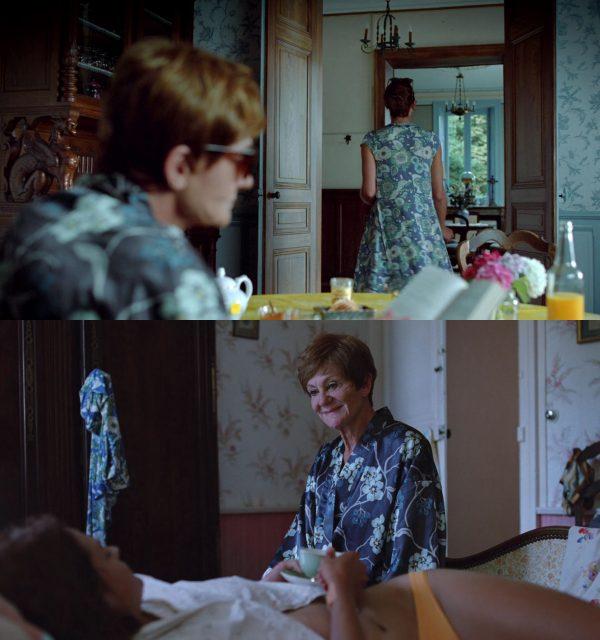 Sensommer robe