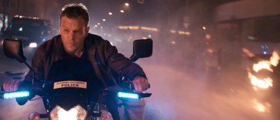 Jason Bourne oser av deilig selvsikkerhet