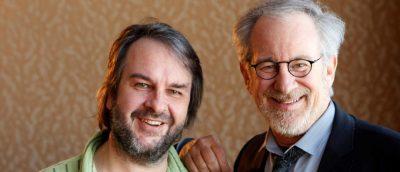 Peter Jackson med hemmelig filmprosjekt for Steven Spielberg