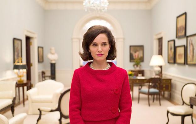 Natalie Portman som Jackie Kennedy i Pablo Larrains nye film.
