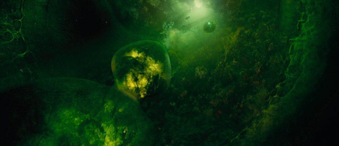 Bildet er hentet fra Terrence Malicks «Voyage of Time».