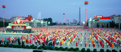 Vitaly Mansky's Under the Sun is an absorbing investigation of North Korea