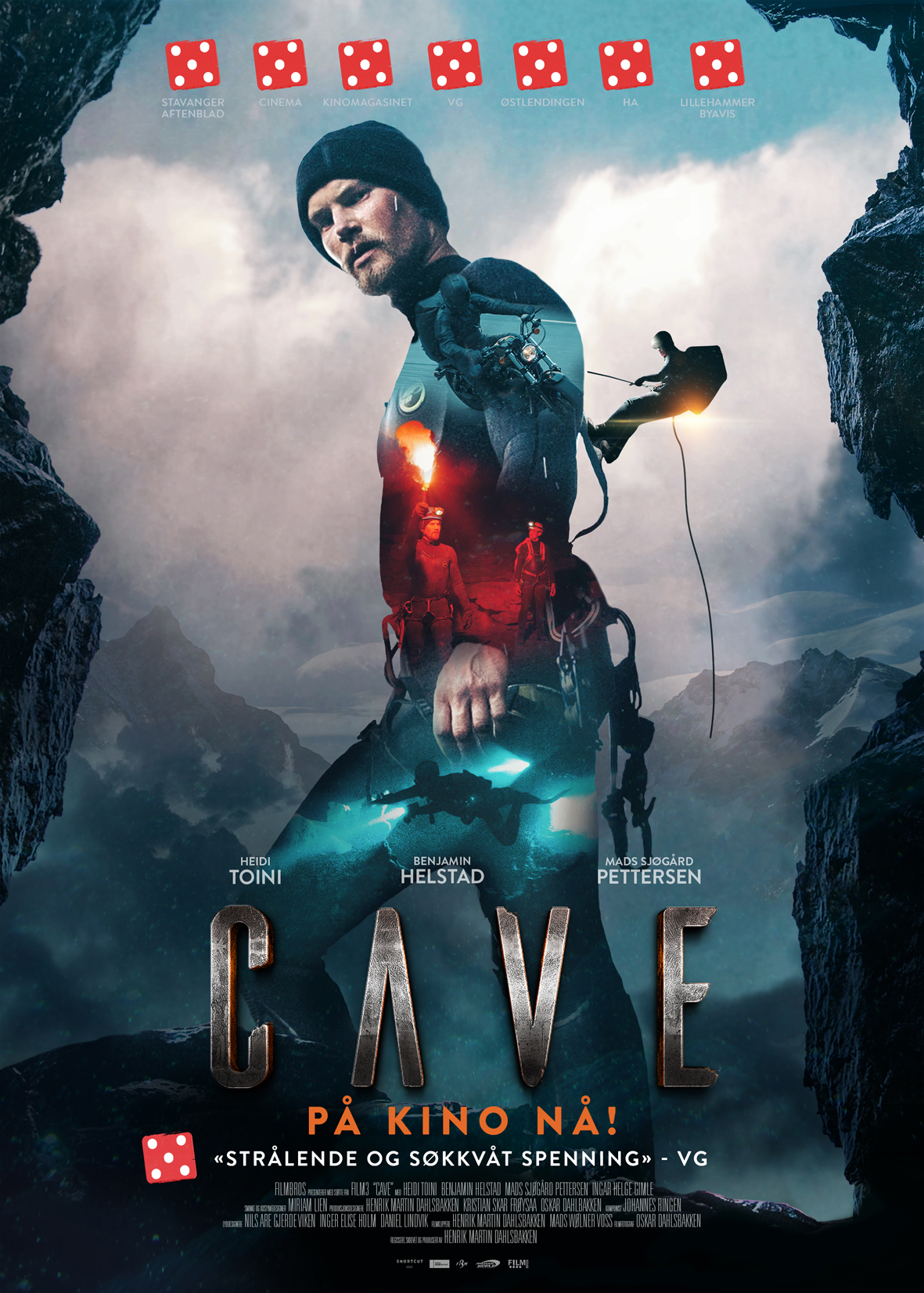 «Cave» – filmplakat