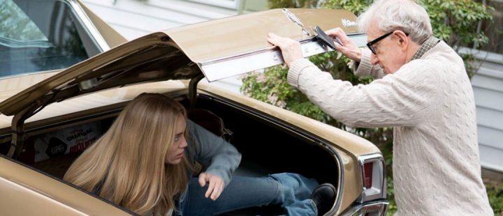 Miley Cyrus og Woody Allen i «Crisis in Six Scenes».