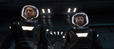 Episk kammerspill i første trailer til Morten Tyldums science fiction-film Passengers