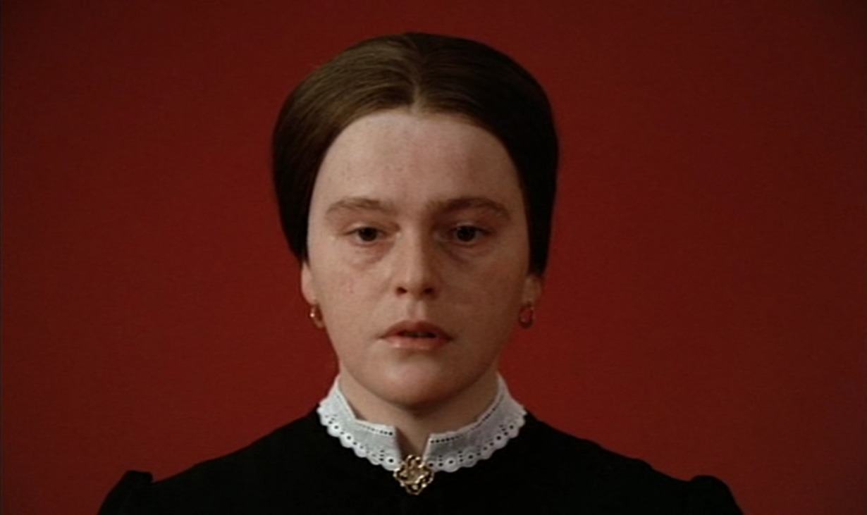 «Viskningar och rop» (Ingmar Bergman, 1972).