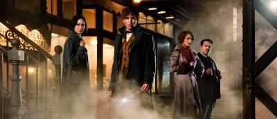 J.K. Rowlings Fabeldyr og hvor de er å finne svever stødig på egen sopelime