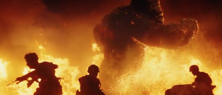Spektakulær og humørfylt «monster mashup» i ny trailer til Kong: Skull Island