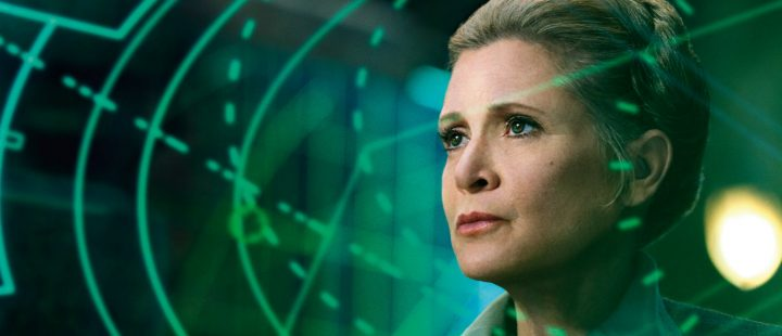 Carrie Fisher (1956 – 2016)