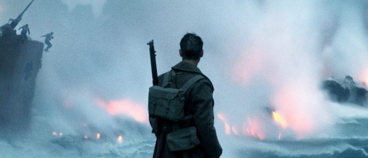 Se den første plakaten til Christopher Nolans krigsdrama Dunkirk