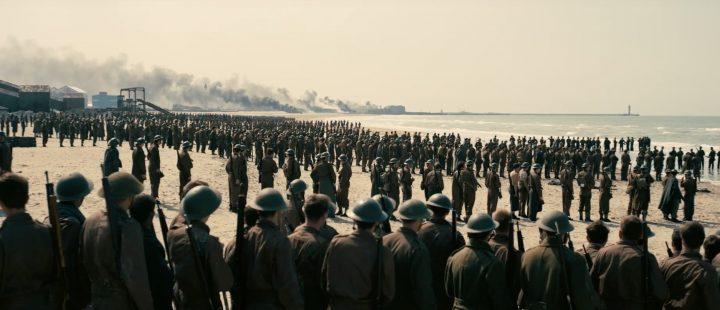 Det regner bomber i fersk trailer til Christopher Nolans Dunkirk