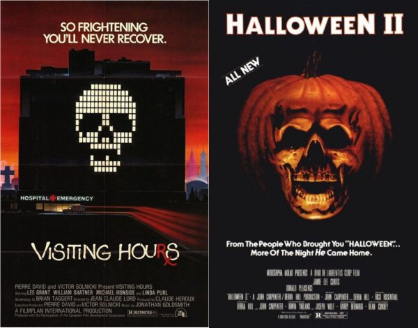 visiting-hours-and-halloween-ii-posters