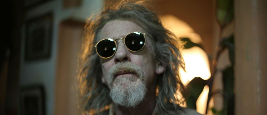 John Hurt i «Only Lovers Left Alive» (Jarmusch, 2013)