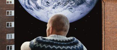 Se den internasjonale plakaten til Ole Giævers Berlinale-aktuelle Fra balkongen