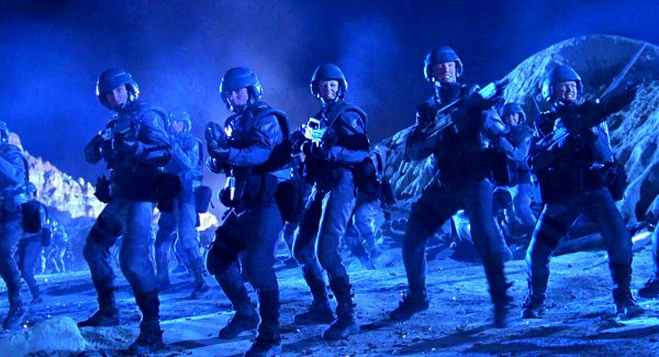 «Starship Troopers» (1997)