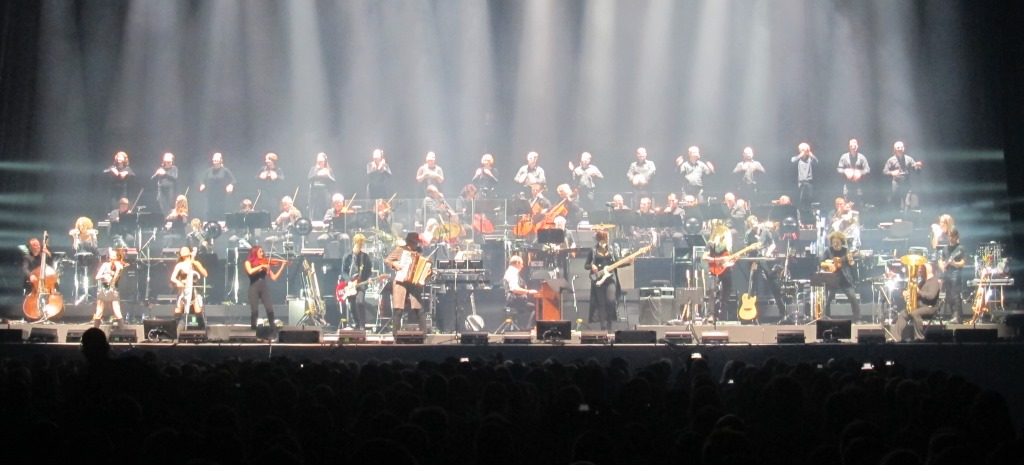 Massivt og megalomant med Hans Zimmer i Oslo
