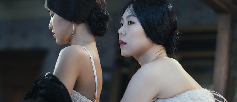 Levende bilder som avkledningsmanøver: Park Chan-wooks Kammerpiken