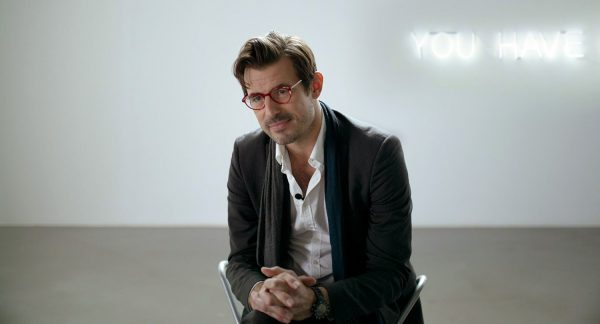 Claes Bang i «The Square»