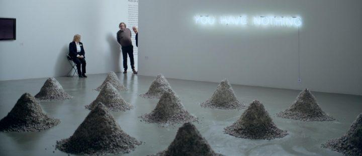 Gullpalmen til Ruben Östlunds The Square