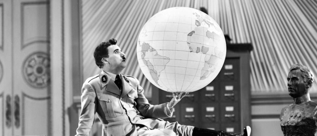 Latterliggjøringens kraft: Charlie Chaplins Diktatoren (1940)
