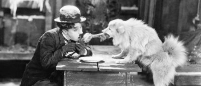 Is Charlie Chaplin's The Gold Rush (1925) modern?