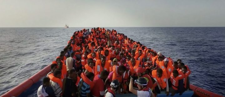 Bildet av en verden i krise: Ai Weiweis Human Flow