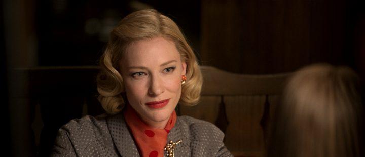 Cate Blanchett i «Carol», som var Gullpalme-nominert i 2015.