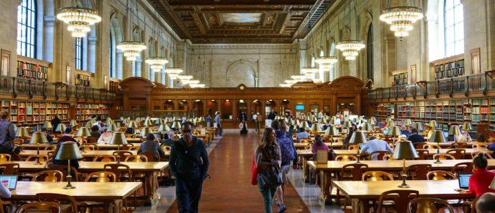 Alle får komme til orde i Frederick Wisemans dokumentar om New York Public Library, Ex Libris