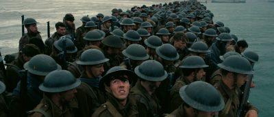 Estetiserte grusomheter: Kostymenes funksjon i Dunkirk