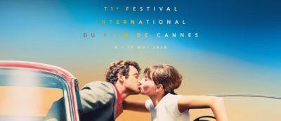Cannes elsker Godard: Årets festivalplakat henter sitt motiv fra Pierrot le fou