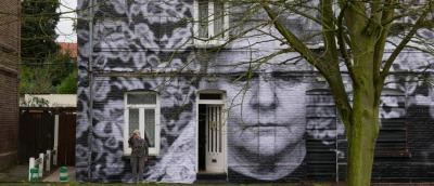 Sjarmerende om generasjonskløft i Agnès Vardas Faces Places
