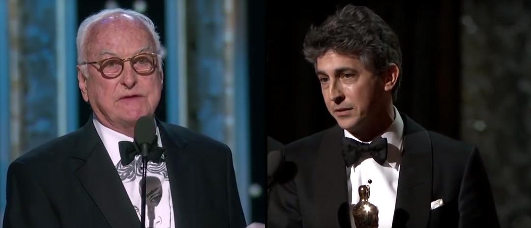Oscar-vinner James Ivory følger opp Call Me by Your Name-suksessen med Alexander Payne-samarbeid
