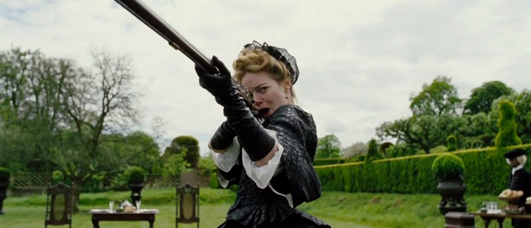Emma Stone i «The Favourite»