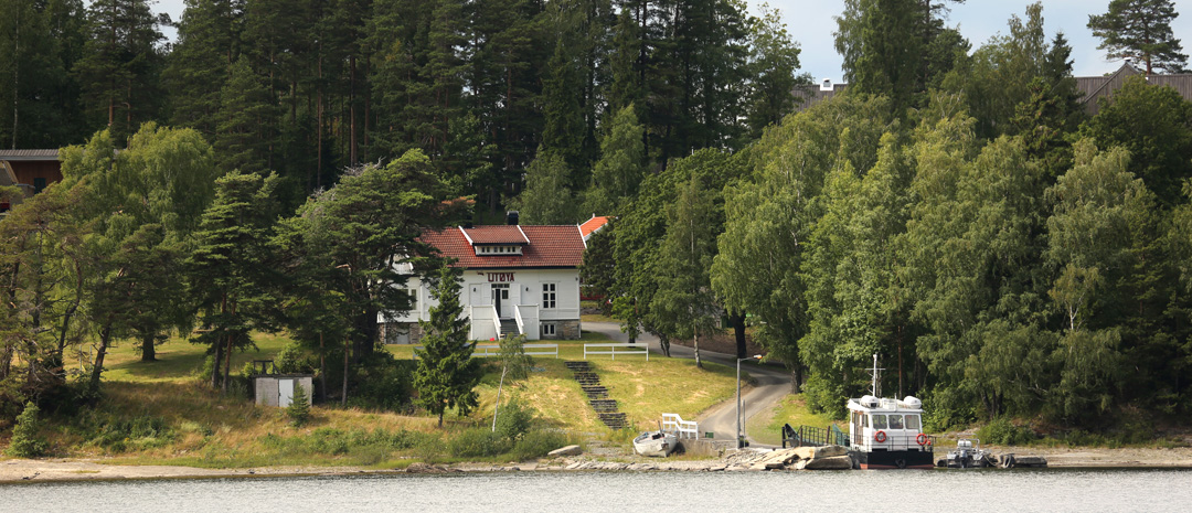 Utøya. (Foto: Wikimedia Commons, Hans A. Rosbach)