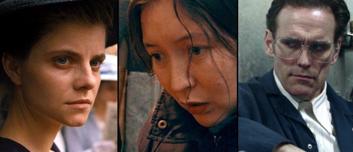 László Nemes' «Sunset», Sergei Dvortsevoys «Ayka»  og Lars von Triers «The House That Jack Built».